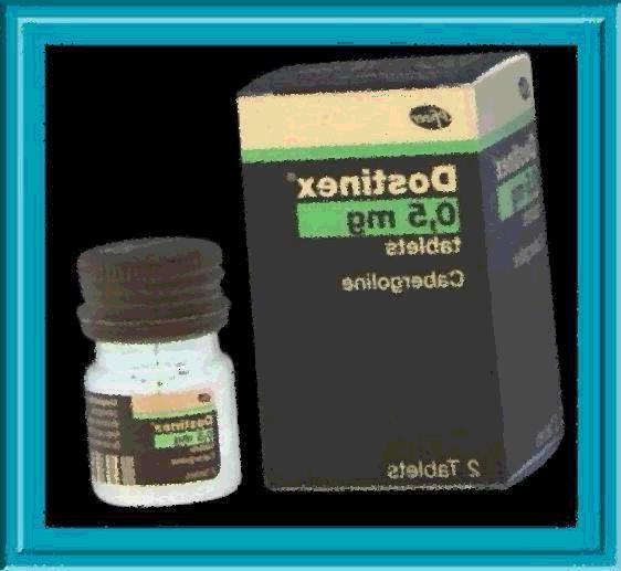 Buy Dostinex 0.5 mg by Pfizer in USA without a prescription